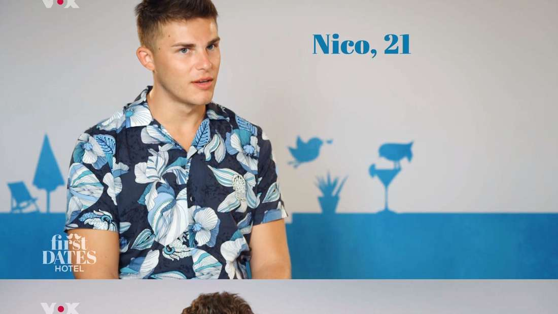 Nico und Patrick wachten am nächsten Morgen gemeinsam im Bett nebeneinander auf.