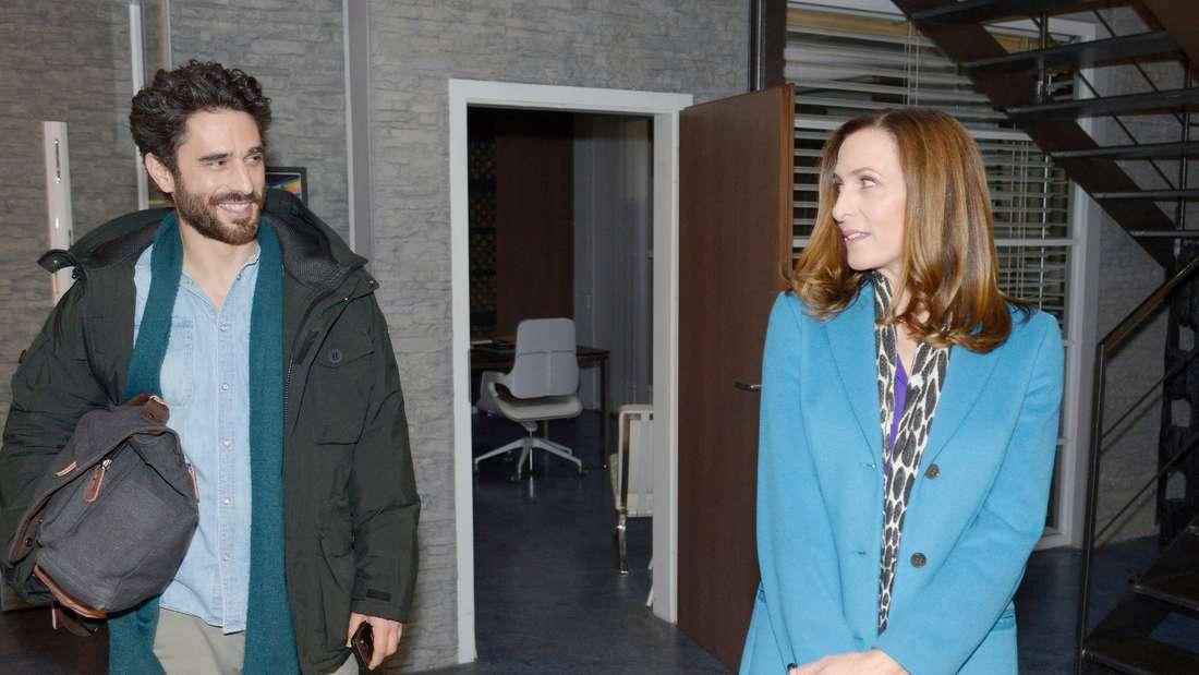 Katrin Flemming erfährt erschreckende Details über das Verschwinden Tobias seiner Frau
