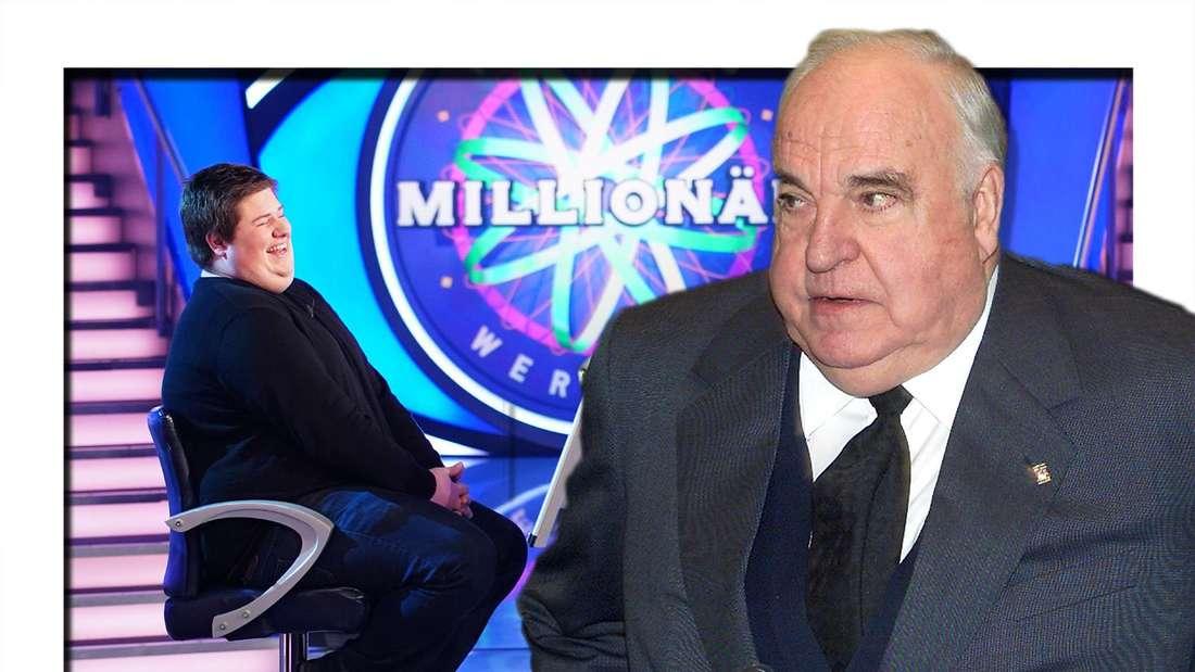 """""""Wer wird Millionär?"""": Der Enkel von Helmut Kohl ist nach fünf Minuten raus."""