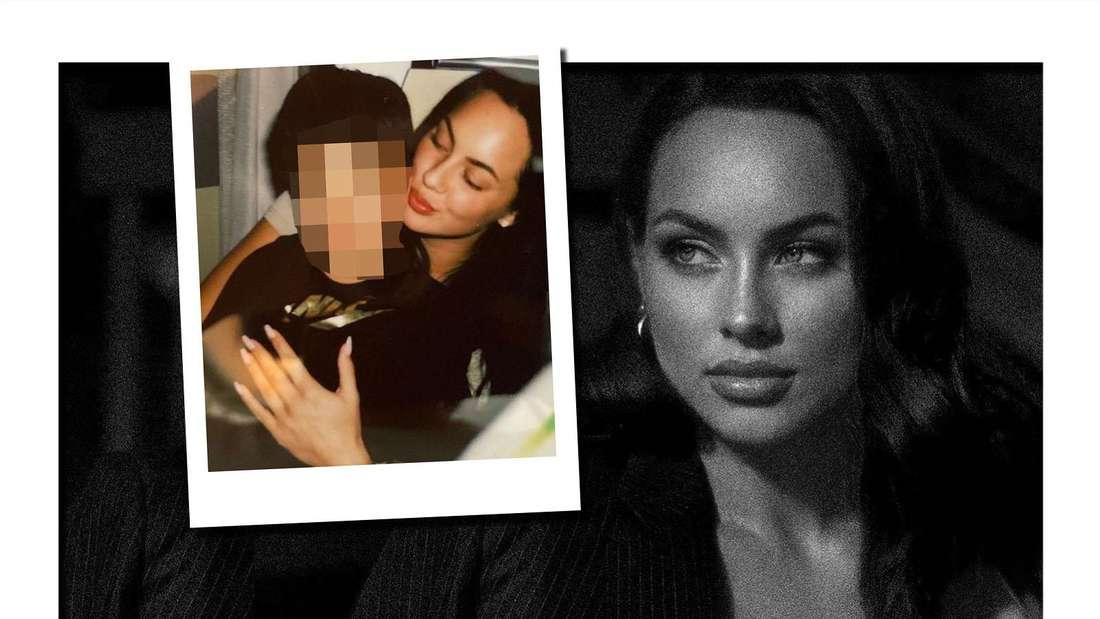 GNTM: Kasia Lenhardt schickte Sohn emotionale Botschaft zum Geburtstag.