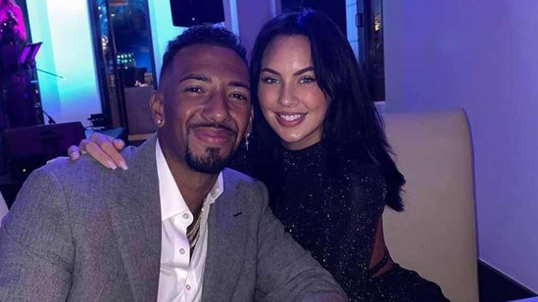 Jerome Boateng und Kasia Lenhardt