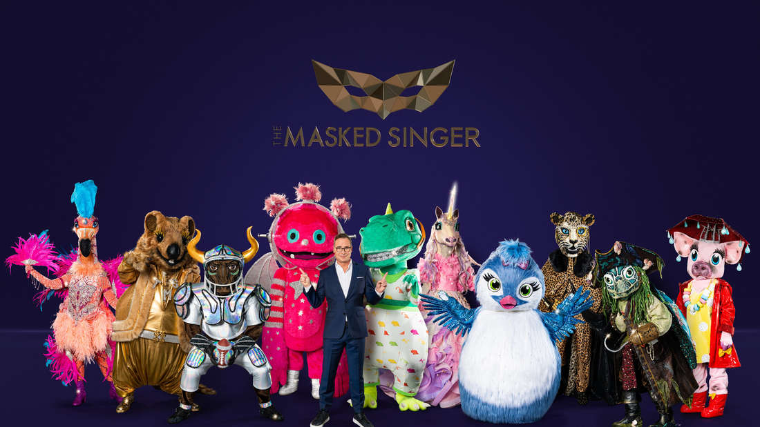 """Die zehn neuen """"The Masked Singer""""-Kostüme"""