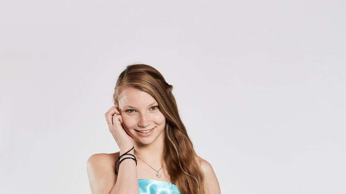GNTM-Kandidatin Romy (19) aus Görlitz.