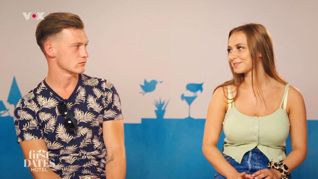 Lisa Zöller aus Karlsruhe und Mario hatten in Kroatien eine gute Zeit, für die große Liebe reichte es aber nicht.