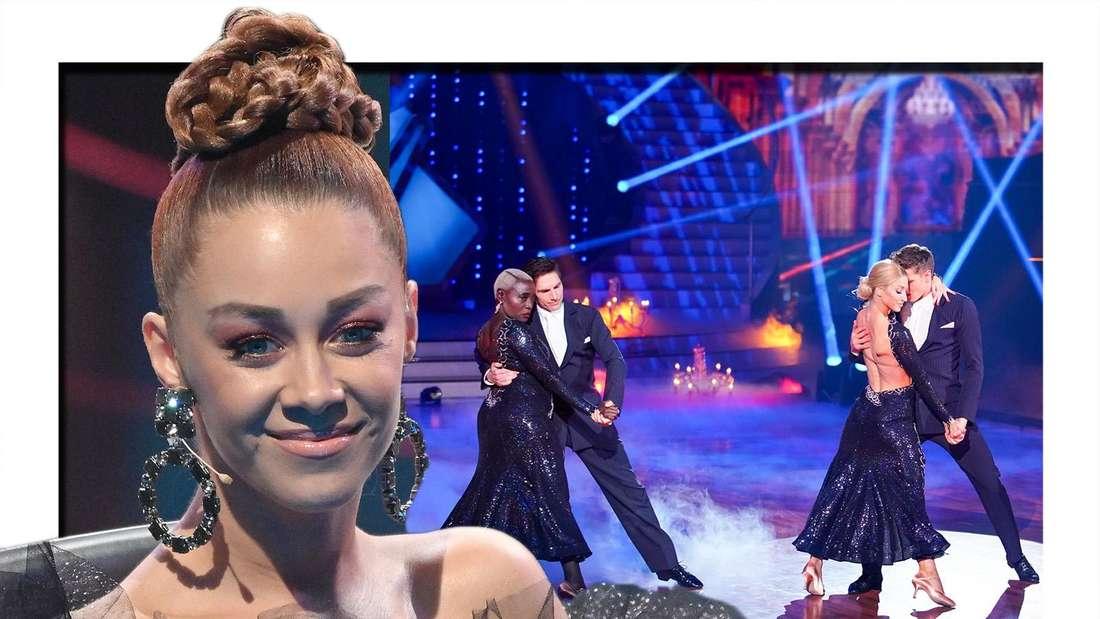 """Die """"Let's Dance""""-Profis Erich Klann und Oana Nechiti lassen vor allem an einer Kandidatin der neuen Staffel kein gutes Haar. (Fotomontage)"""