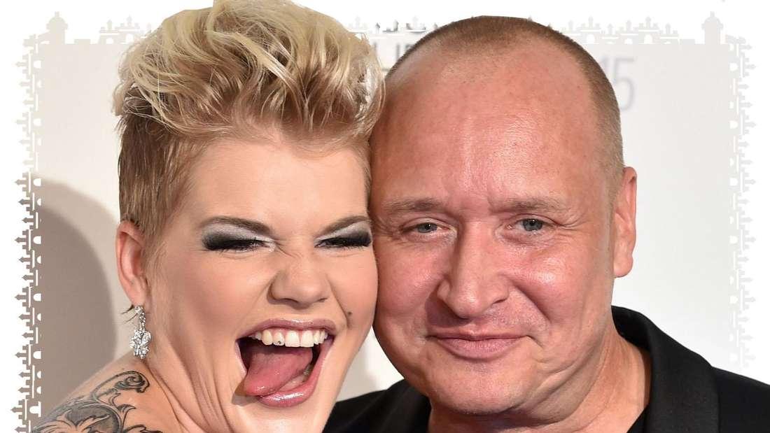 Melanie Müller und ihr Mann Mike Blümer.