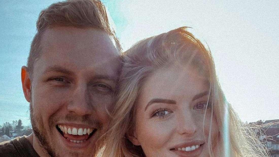 """Patrick Romer und seine Antonia sind eines der Paare von """"Bauer sucht Frau"""" (RTL)."""