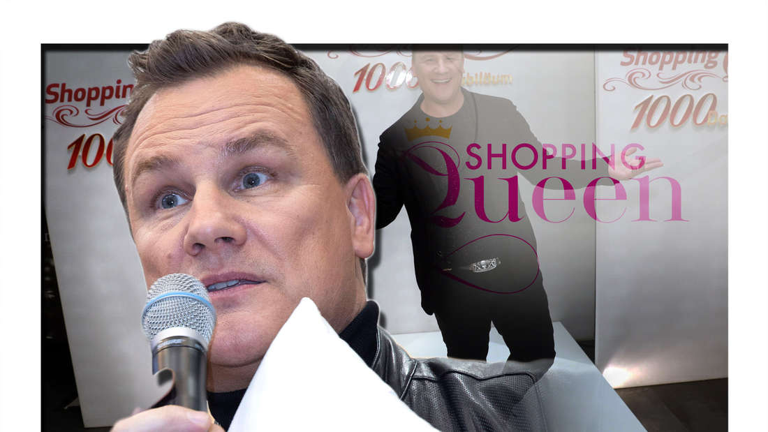 """""""Shopping Queen""""-Star Guido Maria Kretschmer packt aus - """"Ich wurde sexuell belästigt""""."""