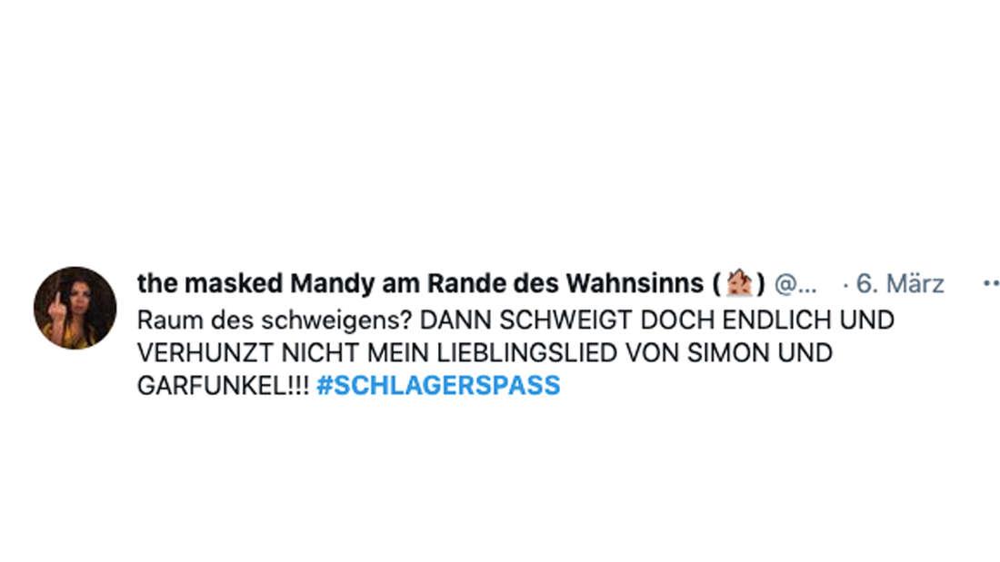 """""""Schlager-Spaß mit Andy Borg"""" wird auf Twitter fies auseinander genommen"""