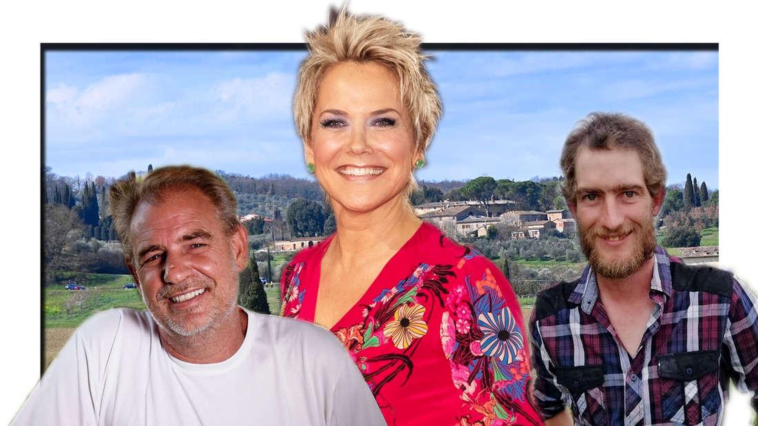 Bauer Nico, Inka Bause, Bauer Matthias