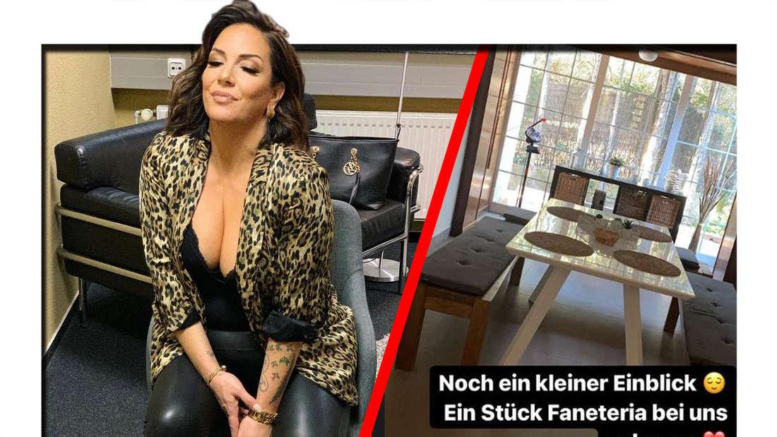 Goodbye Deutschland: Danni Büchner zeigt neues Luxus-Zuhause - Pool, Garten und Palmen.