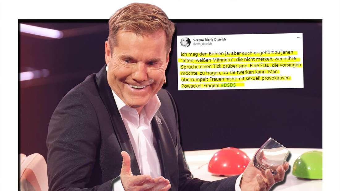 Dieter Bohlen wurde von RTL gefeuert. Im Netz gab es längst Kritik an dem Poptitan wegen seiner frauenverachtenden Sprüche.