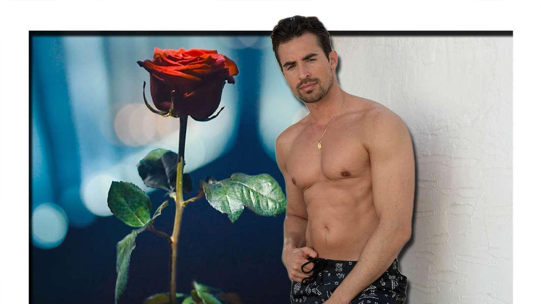 """Wird er der neue Bachelor? Dario Carlucci aus München begeistert gerade die Zuschauerinnen bei """"Are You The One""""."""