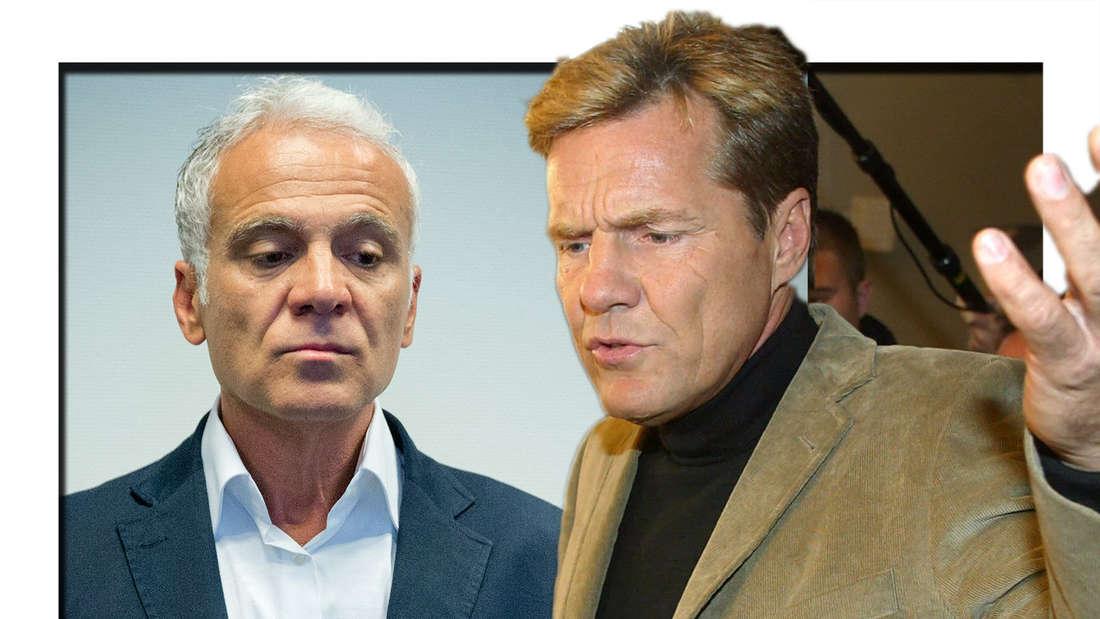 Nino de Angelo rechnet mit dem Ex-DSDS-Boss Dieter Bohlen ab. (Fotomontage)
