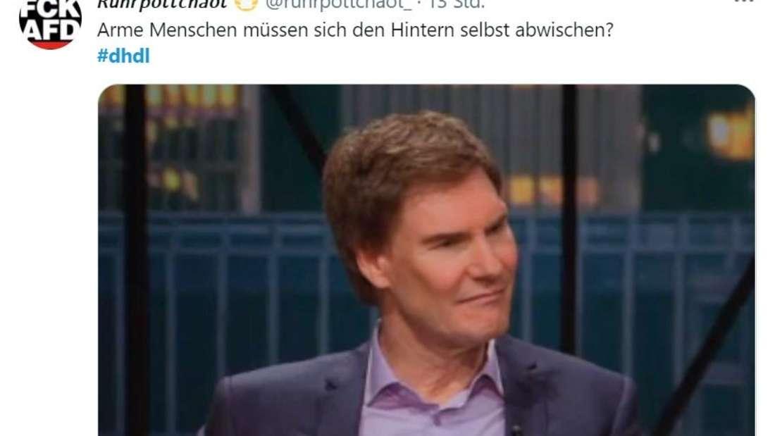 Carsten Maschmeyer guckt verwirrt