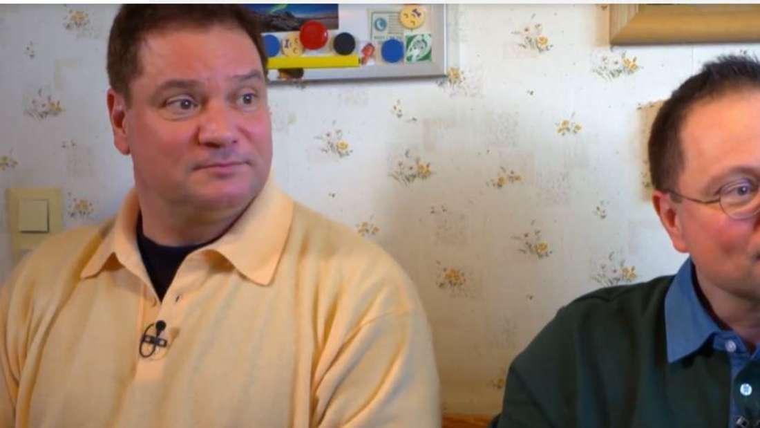 Kandidaten Matthias und Christian