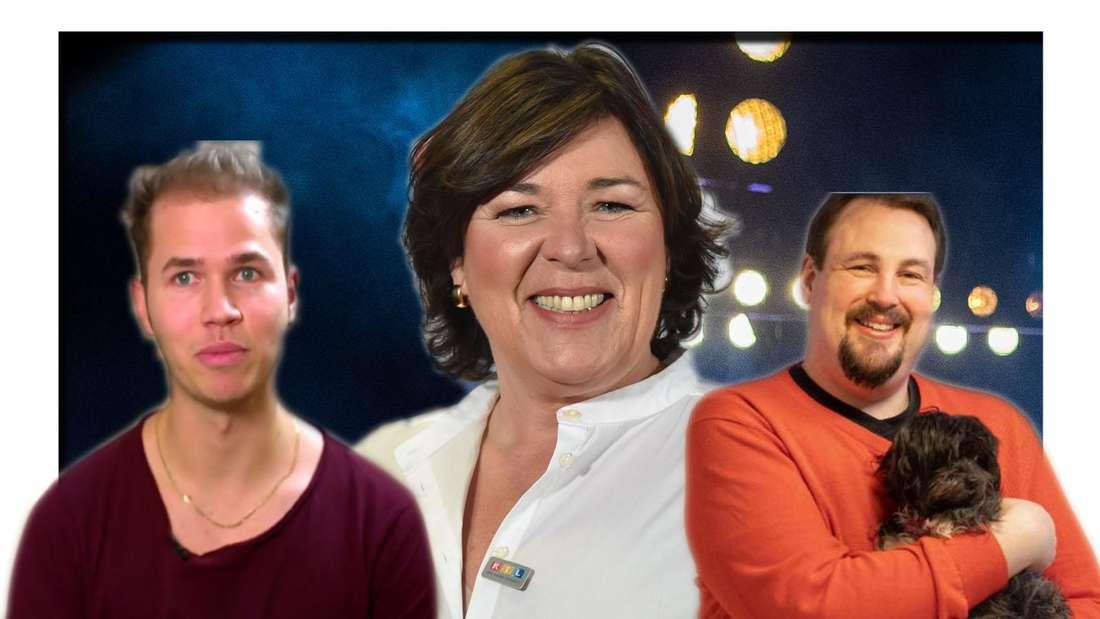 Vera Int-Veen und Kandidaten von Schwiegertochter gesucht