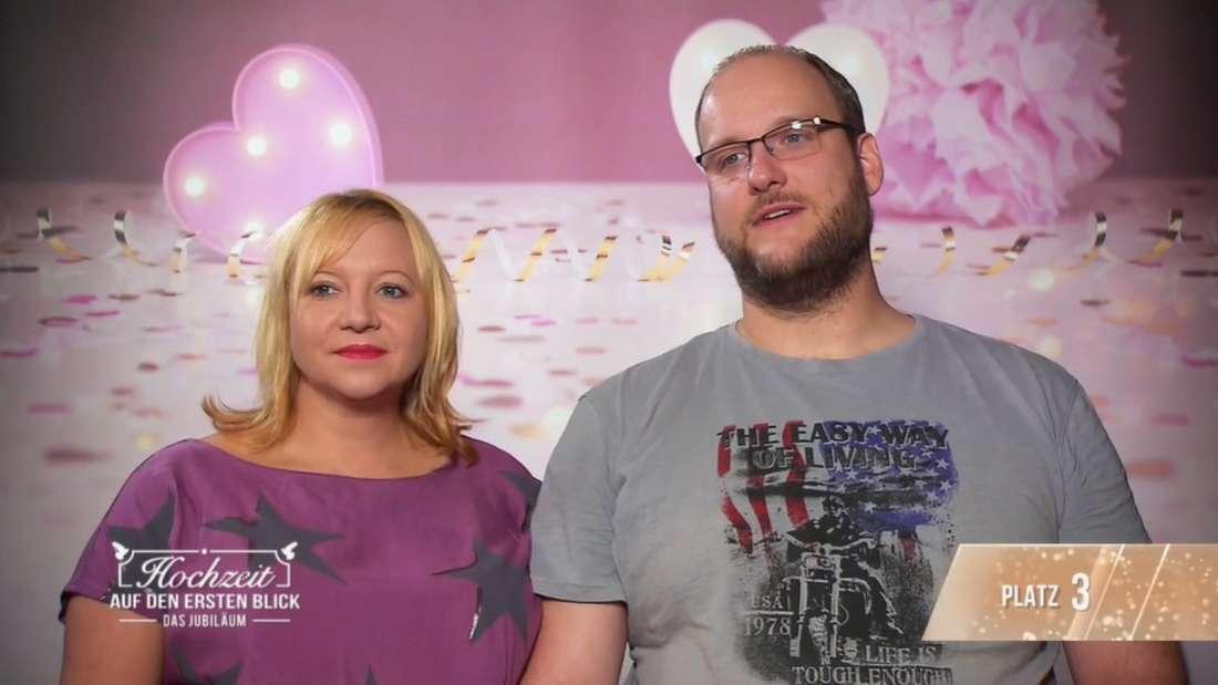 """""""Hochzeit auf den ersten Blick""""-Paar Bea und Tim"""