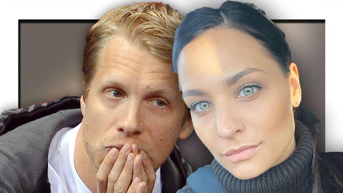 Oliver Pocher und Amira Pocher (Fotomontage)