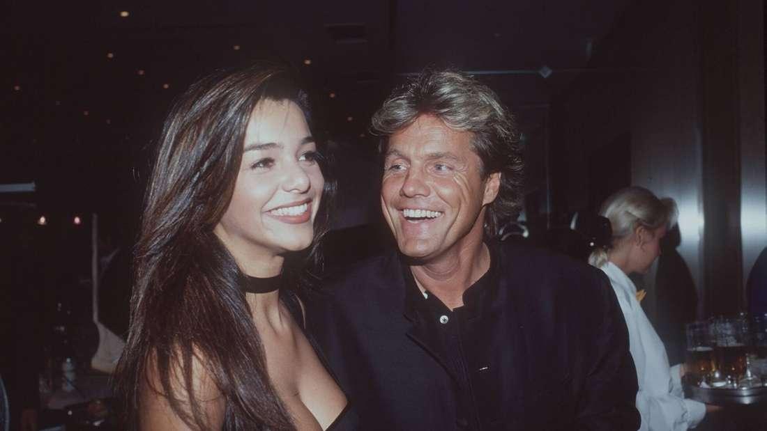 Lange ist es her: 1996 waren Dieter Bohlen und Verona Pooth ein Paar.