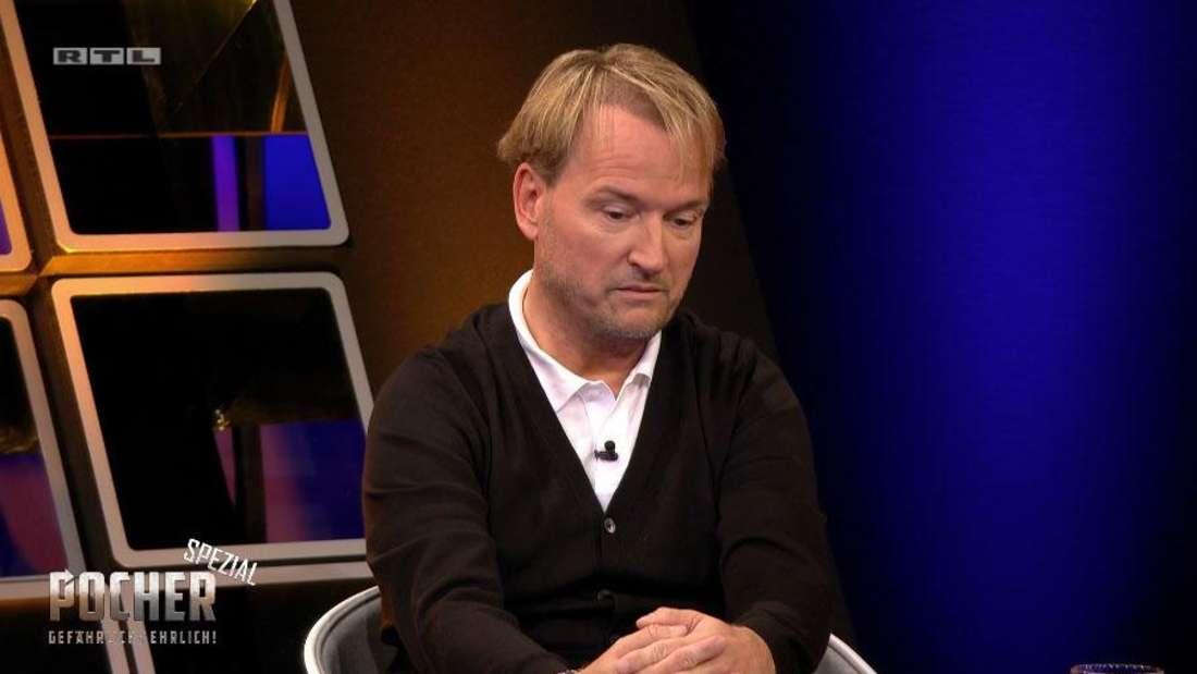 Markus Krampe verrät bei Oliver Pocher
