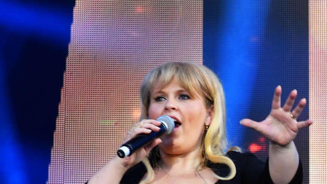 """Maite Kelly singt bei der """"Kaisermania"""" in Dresden"""