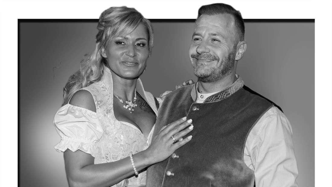 Jasmin und Willi Herren (Fotomontage)