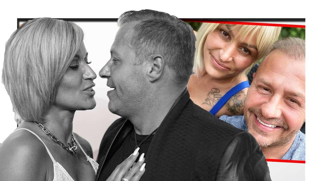 Standen Jasmin und Willi Herren vor einem Liebescomeback? (Fotomontage)