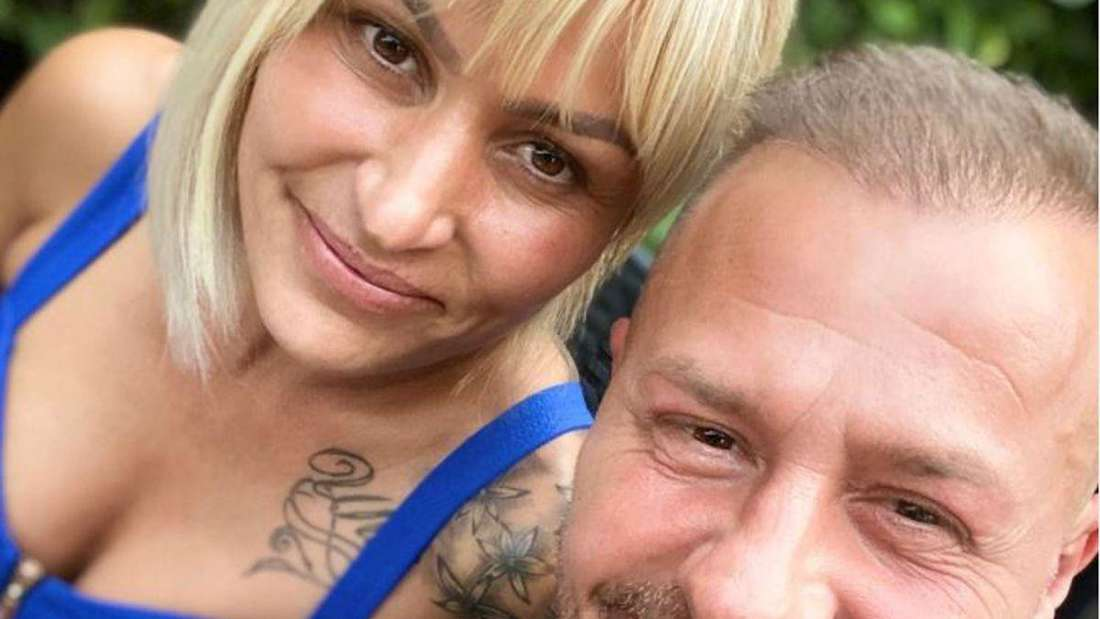 Willi Herren und seine Frau Jasmin waren einigen Jahre ein Paar.