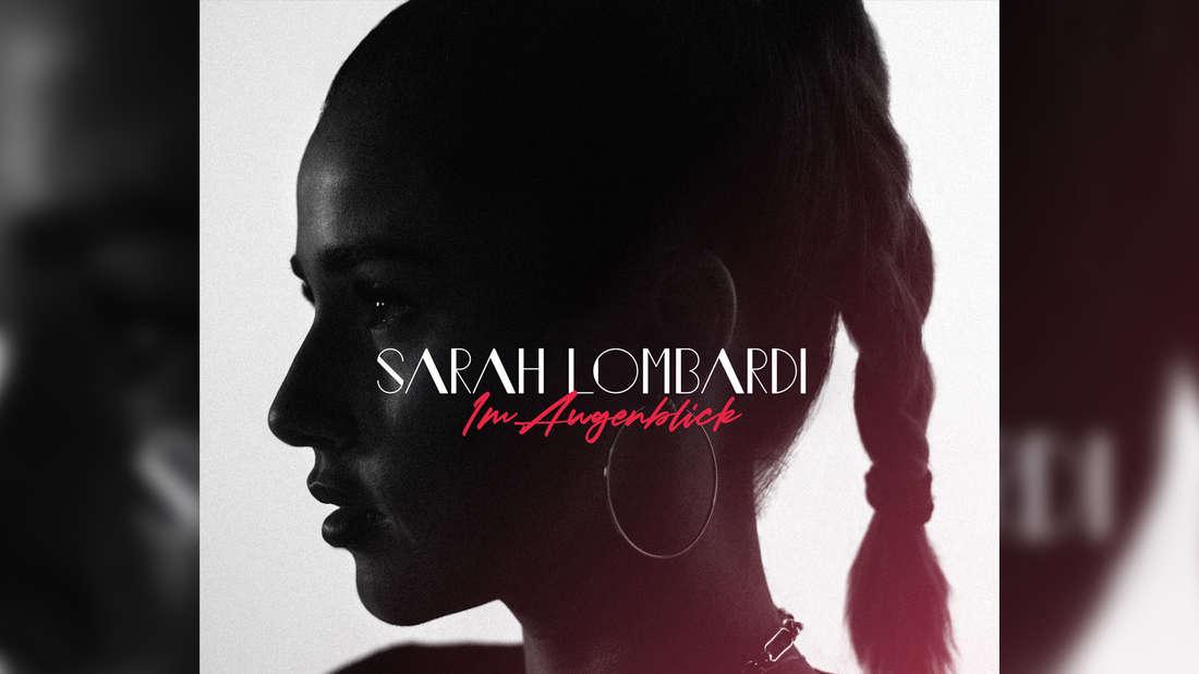 """Cover für Sarah Lombardis neues Album """"Im Augenblick"""""""