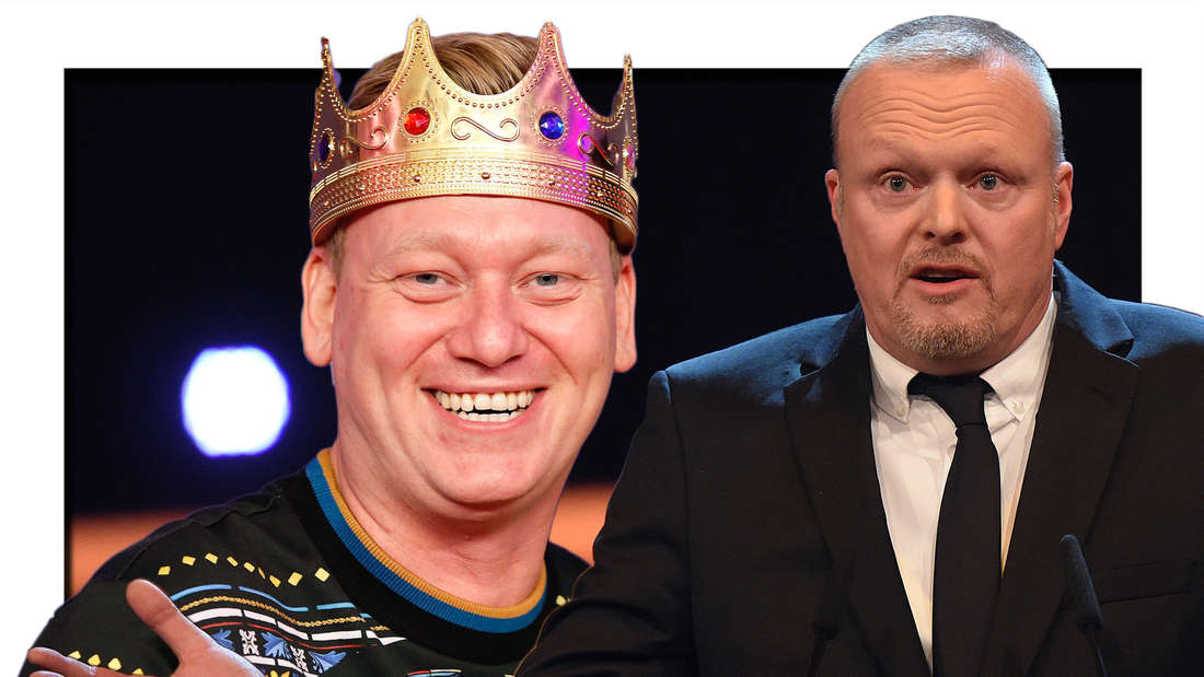 Paukenschlag bei RTL: Der Sender feuert Entertainer Stefan Raab (54) und Moderator Knossi (34).