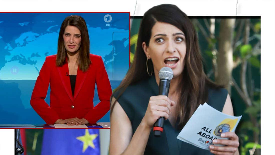Linda Zervakis wegen Versprecher raus bei ARD-Tagesschau? Insider behauptet, sie habe gekündigt