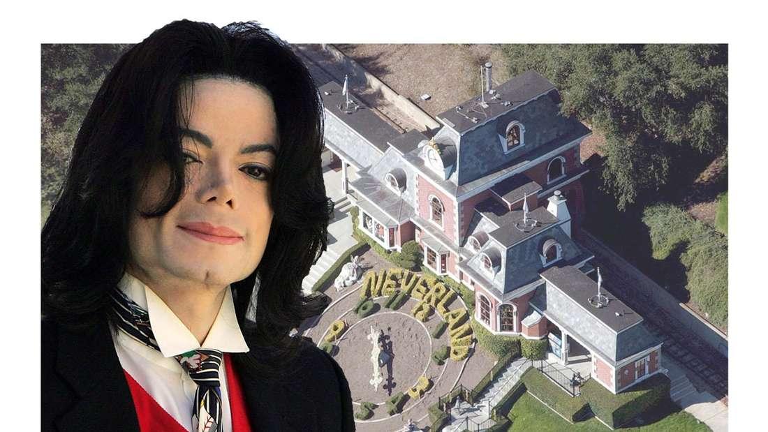 Michael Jackson soll auf seiner Neverland-Ranch Kinder missbraucht haben.