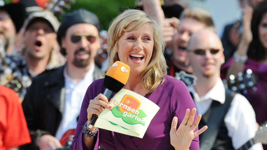 """""""Kiwi"""" moderiert die ZDF-Sendung"""