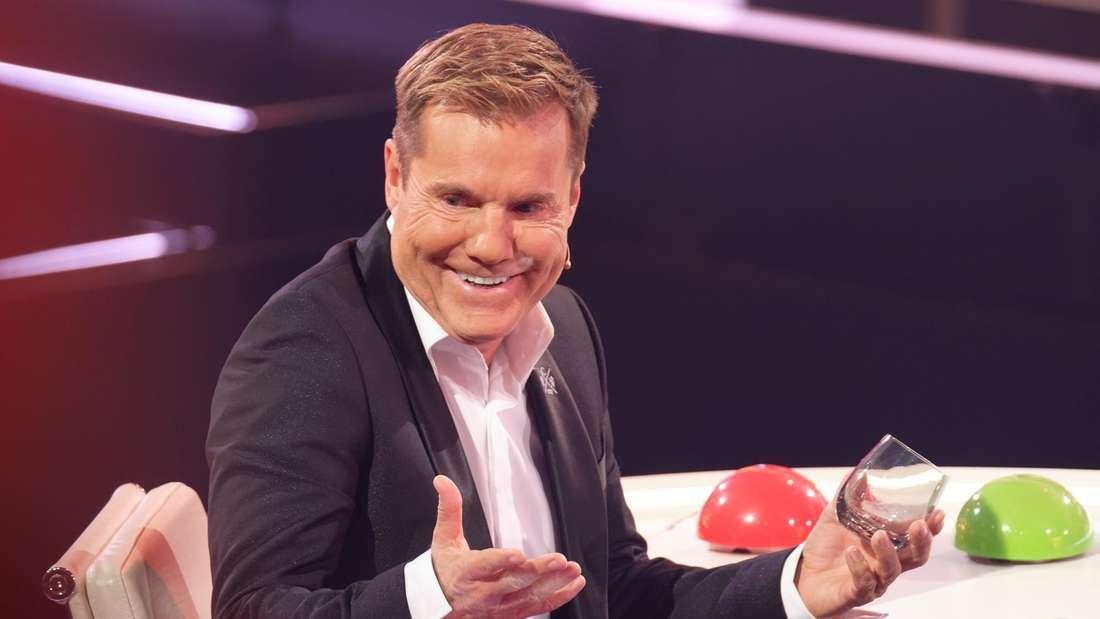 Dieter Bohlen in einer RTL-Show