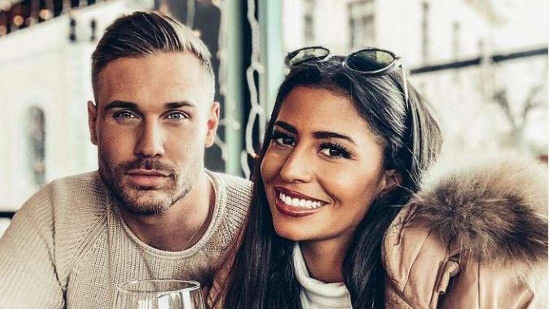 Chris Broy und Ex-Freundin Eva Benetatou