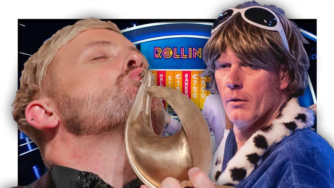 Mickie Krause demütigt Ross Antony und lauert auf seine TV-Show (Fotomontage)