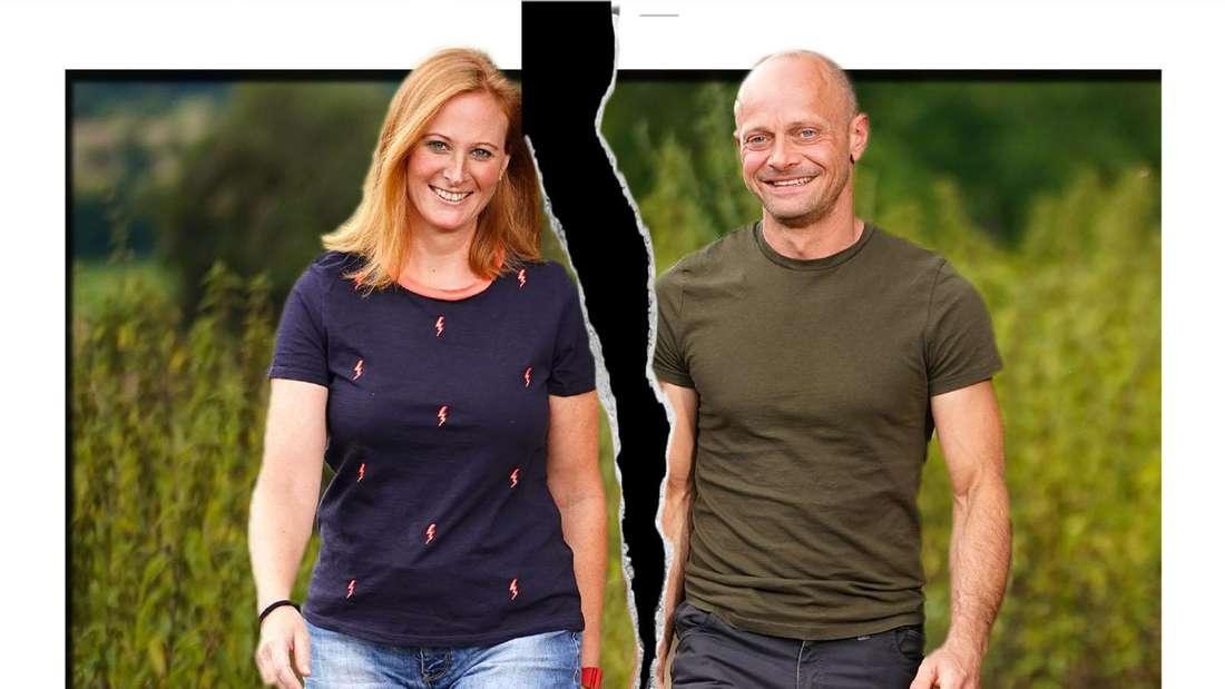 Bauer sucht Frau: Thomas U. und Nicole, dazwischen ein Riss