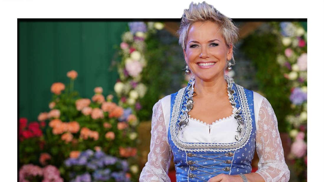 """""""Bauer sucht Frau"""" geht 2021 in die 17. Runde. Moderatorin Inka Bause wird auch dabei sein. (Fotomontage)"""