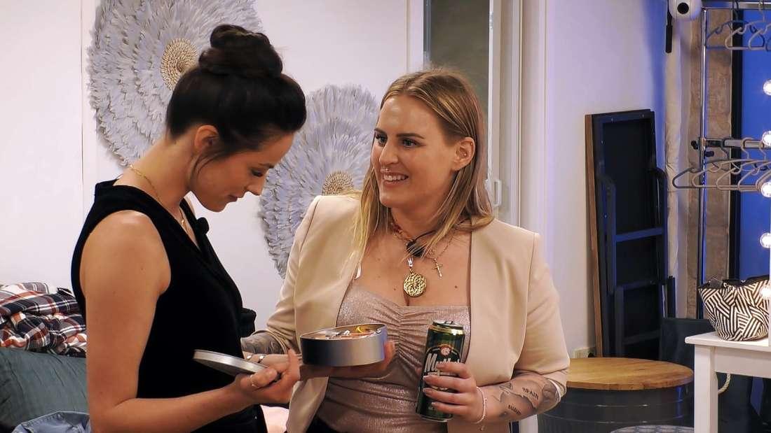 Princess Charming Irina Schlauch (l.) und Sonja lernten sich nur kurz kennen.