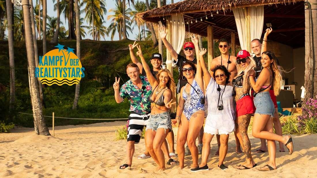 """Start der 2. Staffel von """"Kampf der Realitystars"""" ist Mittwoch, 14. Juli, um 20:15 Uhr bei RTLZWEI."""