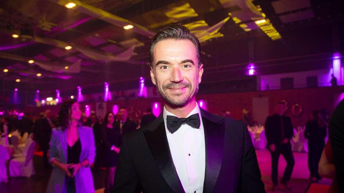 Florian Silbereisen im Anzug bei einer Gala