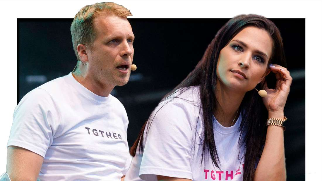 """Die Show """"Pocher - gefährlich ehrlich"""" von Amira und Oliver Pocher wurde von RTL abgesetzt. (Fotomontage)"""