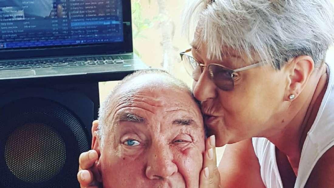 Norbert Bebensee und Ehefrau Birgit