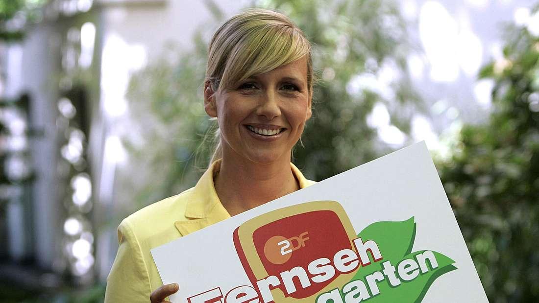 20 Jahre ZDF-Fernsehgarten - Andrea Kiewel