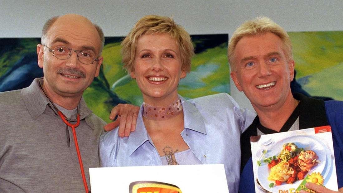 Neue ZDF-Fernsehgarten-Moderatorin