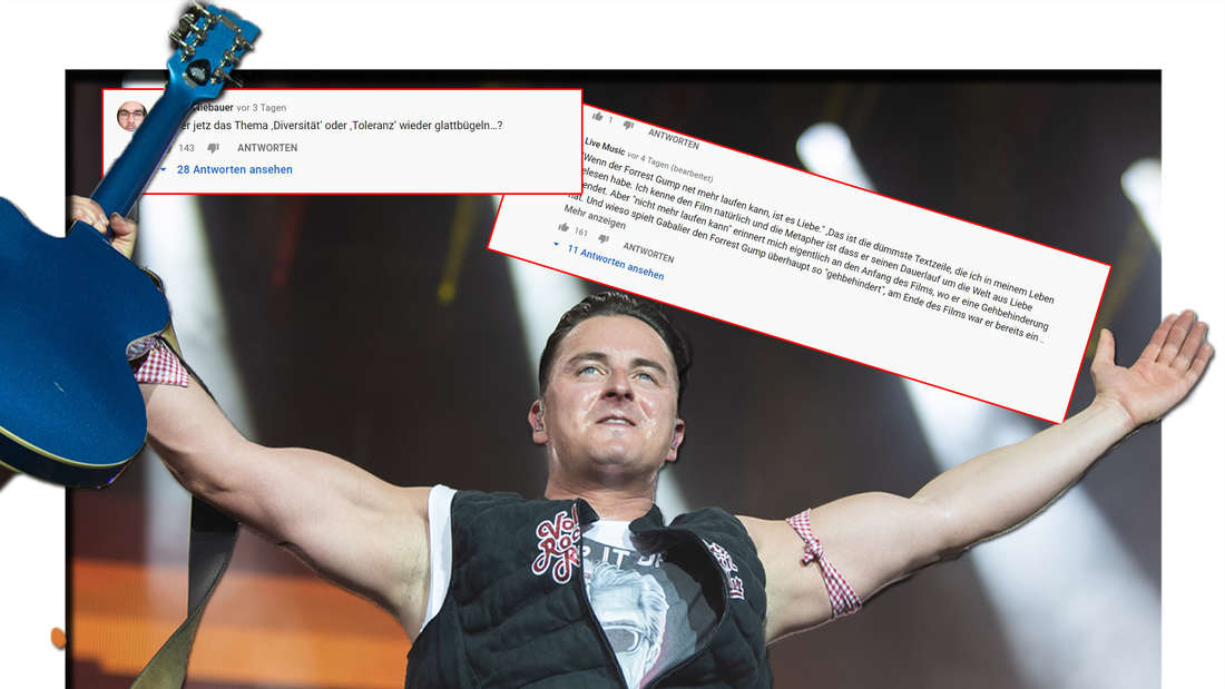 Andreas Gabalier: Klare Aussage gegen Homophobie - Fans sind skeptisch