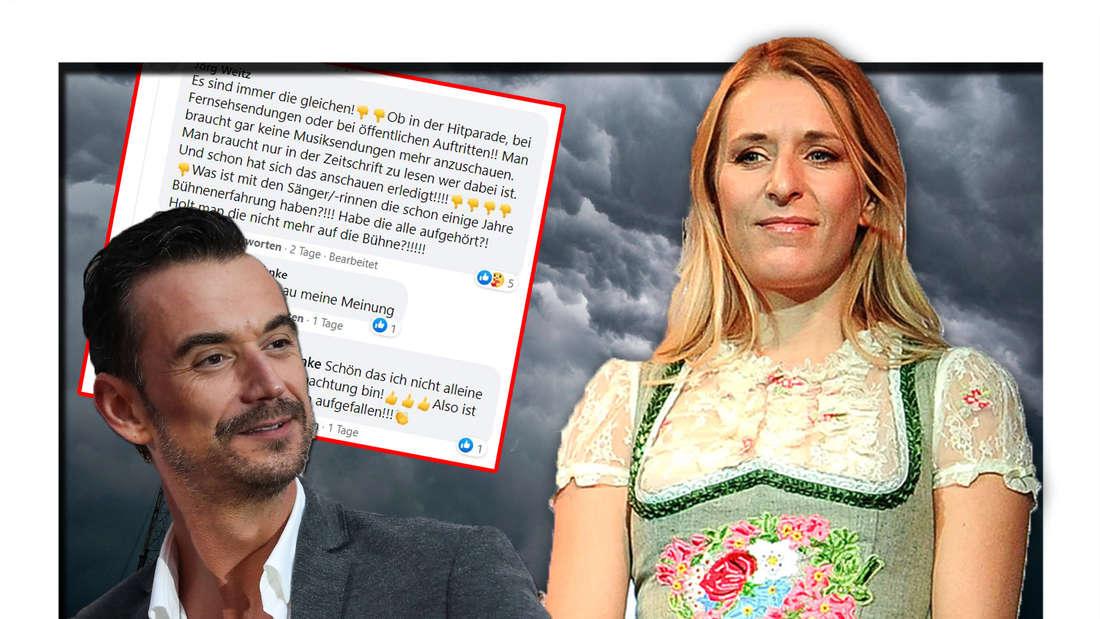 """Details von Stefanie Hertels """"Gartenparty der Stars"""" enthüllt - Fans unzufrieden"""