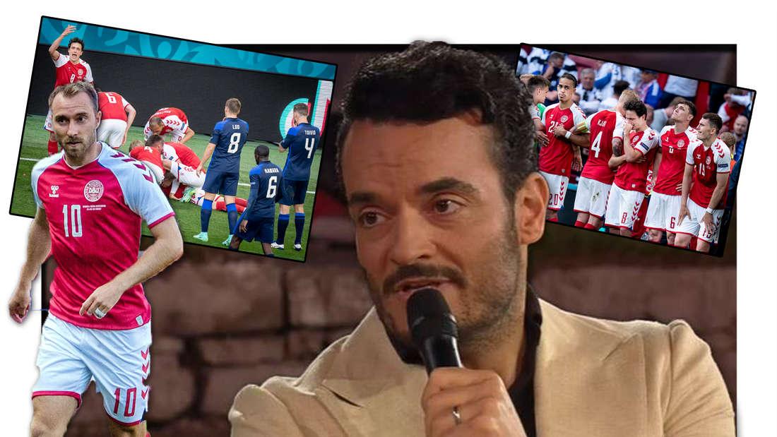 Kollaps von Eriksen: Giovanni Zarrella richtet emotionale Worte an den Fußballer