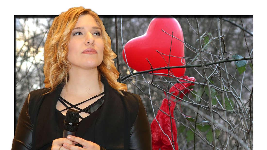 Schlagerstar Laura Wilde von Ex belogen und betrogen (Fotomontage)
